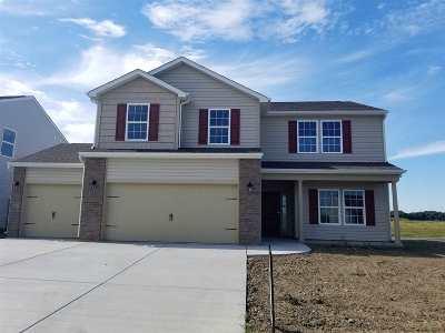 Single Family Home For Sale: 939 Kingrail Drive (Lot #62)