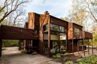 Fort Wayne Single Family Home For Sale: 3528 W Hamilton Road