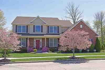 West Lafayette IN Single Family Home For Sale: $425,000