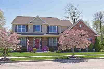 Single Family Home For Sale: 2541 Fuji Drive