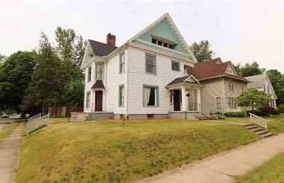 Marion Multi Family Home For Sale: 705 W Spencer Avenue