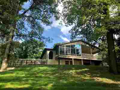 Lagrange County, Noble County Single Family Home For Sale: 384 S County Line Road