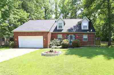 Evansville IN Single Family Home For Sale: $219,900