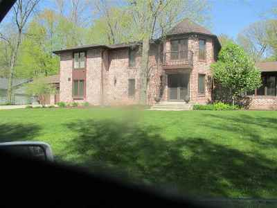 Granger IN Single Family Home For Sale: $305,000