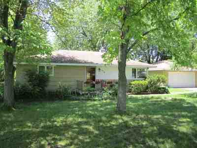 South Bend Single Family Home For Sale: 56749 Pear Road