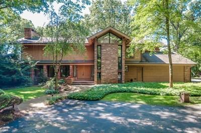 Elkhart Single Family Home For Sale: 53832 Crystal Creek Lane