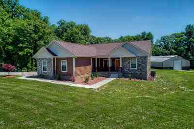 Huntingburg Single Family Home For Sale: 6590 S Dale Drive