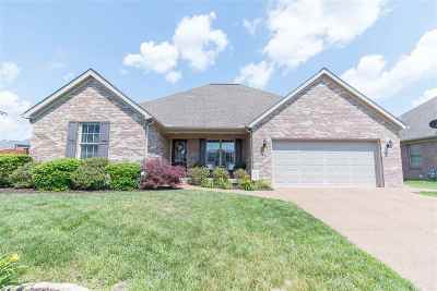 Evansville IN Single Family Home For Sale: $244,900