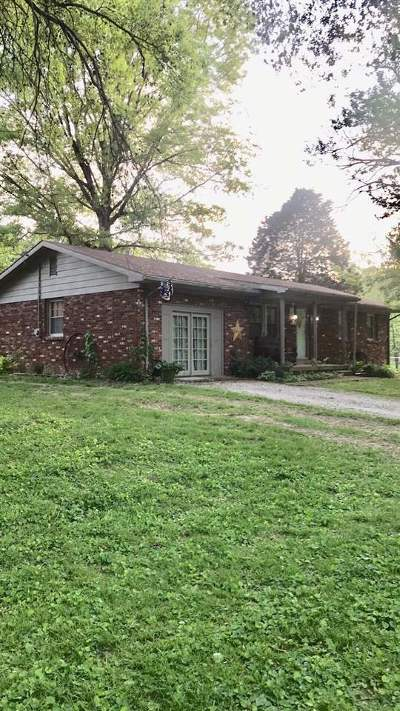 Evansville IN Single Family Home For Sale: $192,500