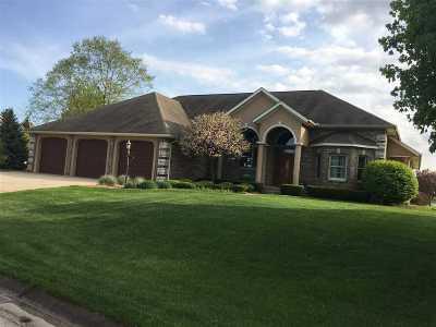 Granger Single Family Home For Sale: 51091 Covington Shores Drive