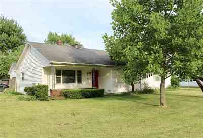 Swayzee Single Family Home Cont-Accptngbackupoffers: 410 N Washington Street