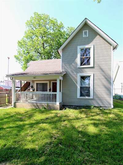 Gas City Multi Family Home For Sale: 307 E South A Street