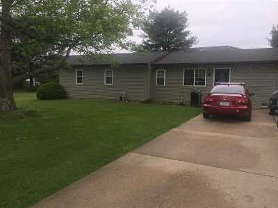 Marshall County Single Family Home For Sale: 800 Jackson Heights Road