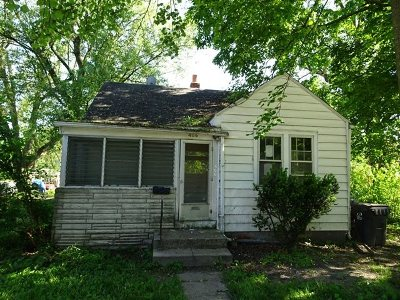 Columbia City Single Family Home For Sale: 406 E Market Street