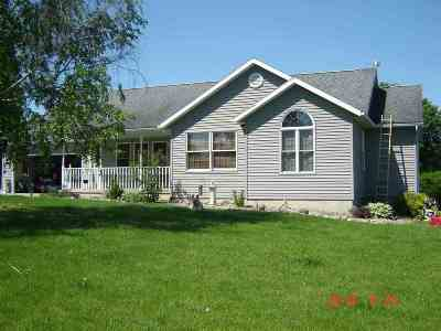 Noble County Single Family Home For Sale: 0551 N 75 E