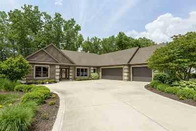 Allen County Condo/Townhouse For Sale: 3930 Vermilion Cliffs