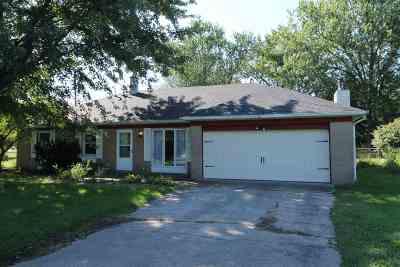 Granger Single Family Home For Sale: 30966 Amber Drive
