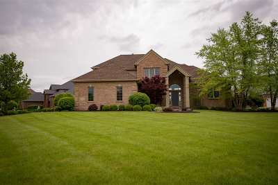 Fort Wayne Single Family Home For Sale: 12206 Cree Court