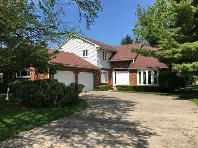 Mishawaka Single Family Home For Sale: 638 Bay View