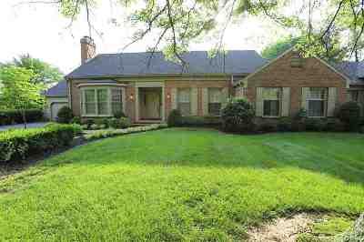 Evansville Condo/Townhouse For Sale: 4116 Fairfax Ct