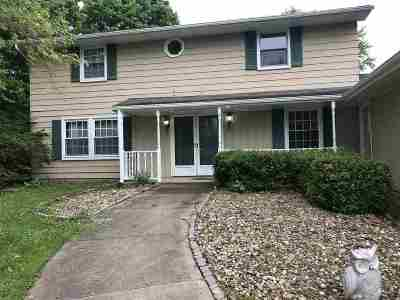 Elkhart Single Family Home For Sale: 24480 County Road 26 Road
