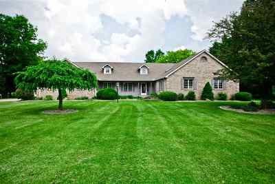 South Bend Single Family Home For Sale: 19919 Roosevelt Road