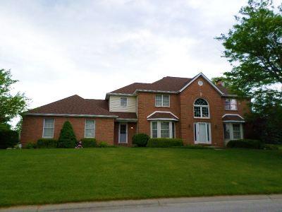 Granger IN Single Family Home For Sale: $349,900