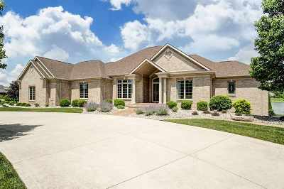 Allen County Single Family Home For Sale: 15605 Bald Eagle Way