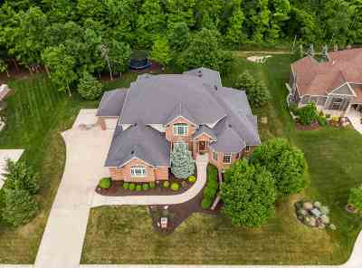 Allen County Single Family Home For Sale: 3035 Greythorne Court