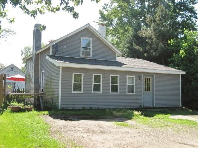 Culver IN Single Family Home For Sale: $59,000