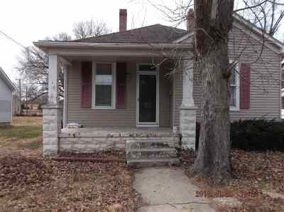Boonville Single Family Home For Sale: 616 N 2nd