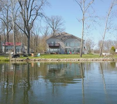 Whitley County Single Family Home For Sale: 5365 N 700 E