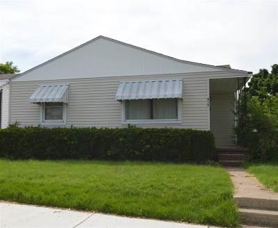 Mishawaka Single Family Home For Sale: 917 Geyer Avenue