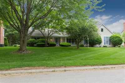 Granger Single Family Home For Sale: 51630 Bluffside Court