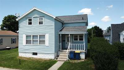 Mishawaka Single Family Home For Sale: 118 W 11th Street