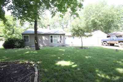 Elkhart Single Family Home For Sale: 1211 Kenmore
