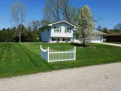 Elkhart Single Family Home For Sale: 30049 Velma Lane