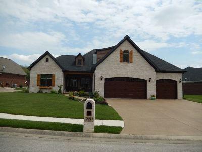 Evansville Single Family Home For Sale: 10519 Bernadette Drive