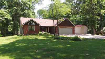 Lagrange County, Noble County Single Family Home For Sale: 1320 N Finlandia