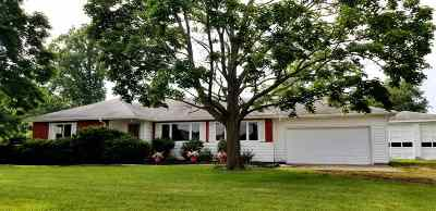New Haven Single Family Home For Sale: 9125 Seiler Road