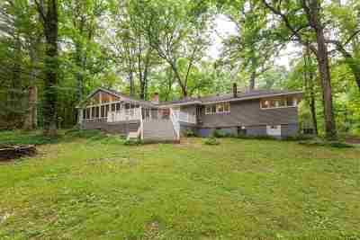 St. Joseph County Single Family Home For Sale: 21778 Auten Road