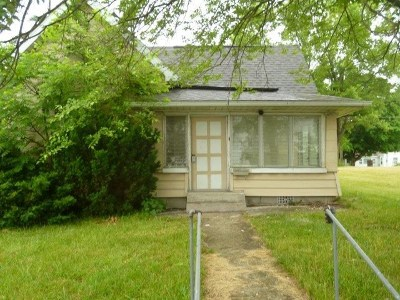 Single Family Home For Sale: 607 E Christy St.