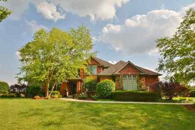 Allen County Single Family Home For Sale: 10601 Indian Ridge Drive