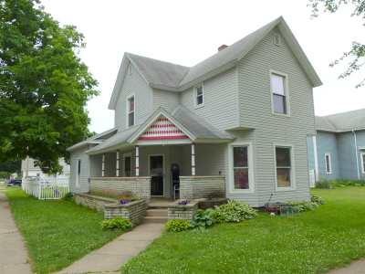 St. Joseph County Single Family Home For Sale: 111 S Jefferson Street