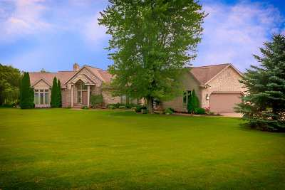 Allen County Single Family Home For Sale: 19636 State Road 37