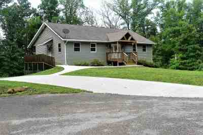 Spencer County Single Family Home For Sale: 681 E Rose Bowl