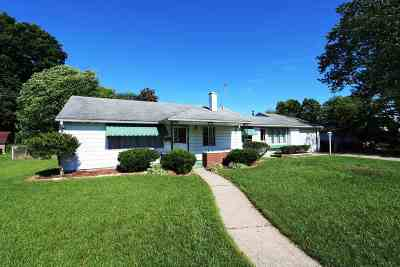 South Bend Single Family Home For Sale: 122 N Varsity Drive