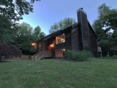 Evansville Single Family Home For Sale: 200 Summertime Ln
