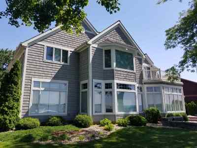 Kosciusko County Single Family Home For Sale: 6653 E Willow #Pier 759