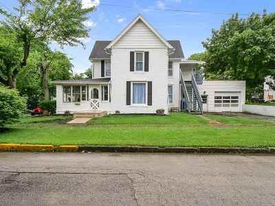 Huntington Single Family Home For Sale: 303 W Tipton Street
